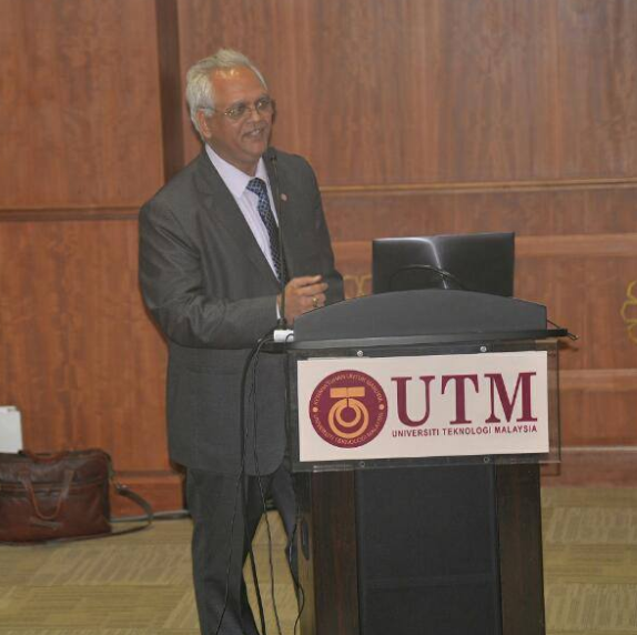 Raj Nidhi Sharma, Sr. Consultant to NPC India (Govt. of India Undertaking) & Industrial Project Head withSharda University